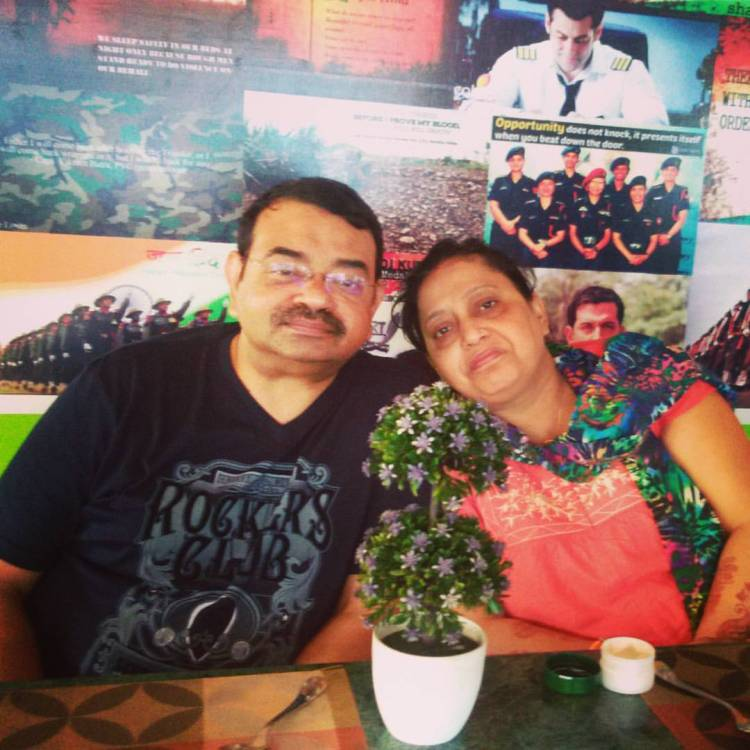 At Santa Banta Restaurant Siliguri