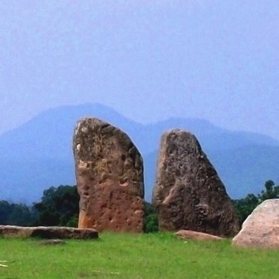 Sun-oriented megaliths of Hazaribagh