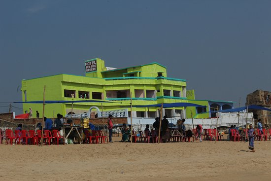 hotel seaside breeze gopalpur
