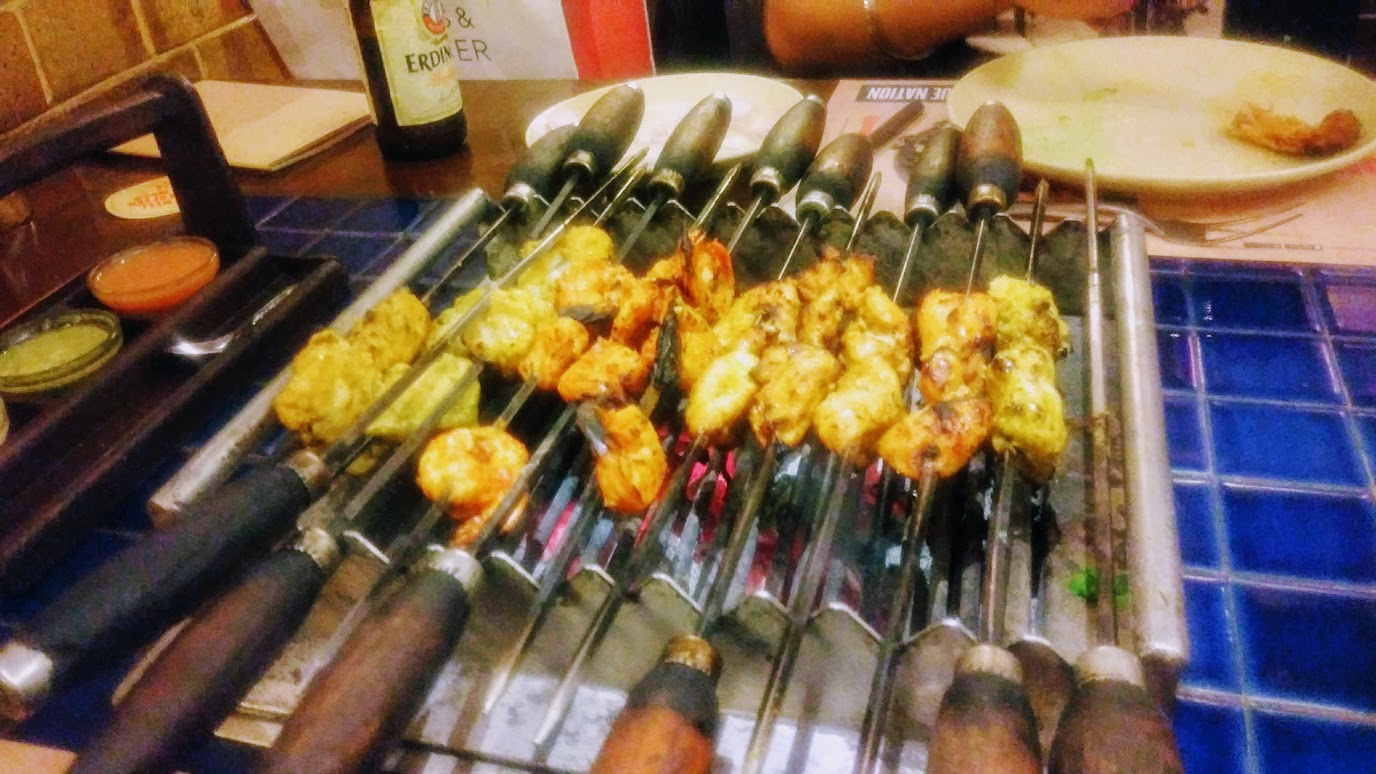 Kebabs & Tikkas | Barbeque Nation, New Delhi