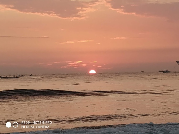 Calangute beach_sunset4File