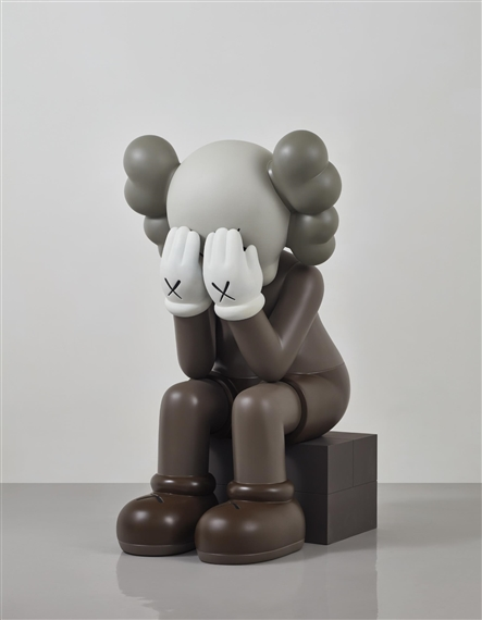 Seated Companion by KAWS, 2011