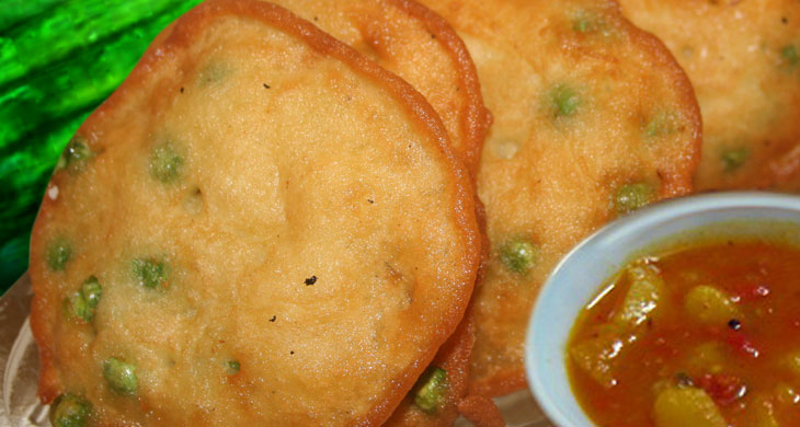 Dhuska — a famous snack of Jharkhand