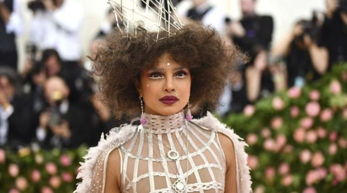 Priyanka Chopra at MET Gala 2019