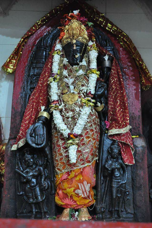 Maa Bhadrakali | Photo credit- Jharkhand gov
